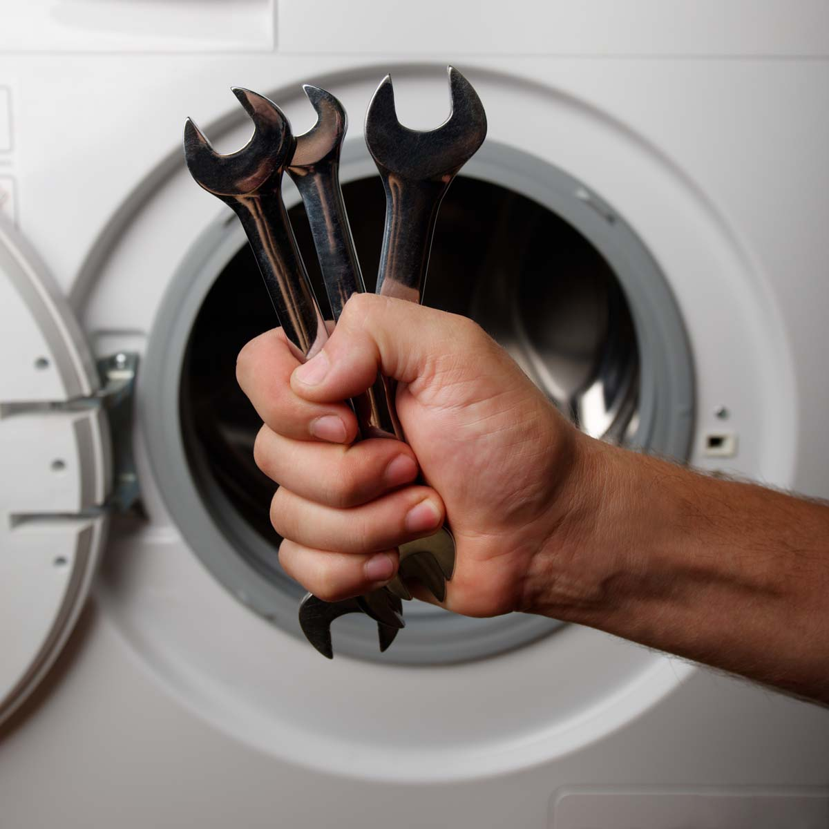 Why Your Washing Machine Refuses to Start