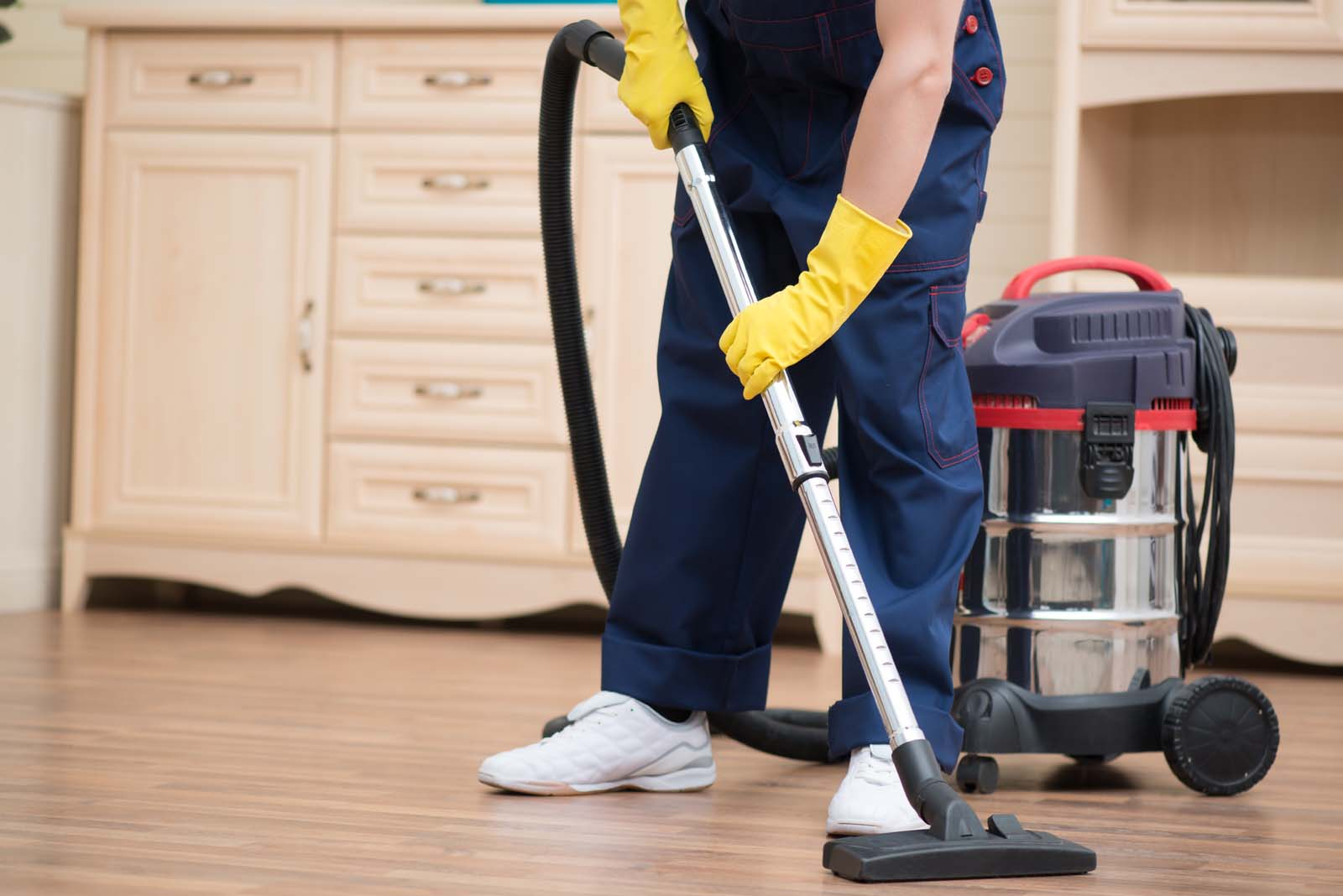 Why you should hire a Taskforce house cleaner