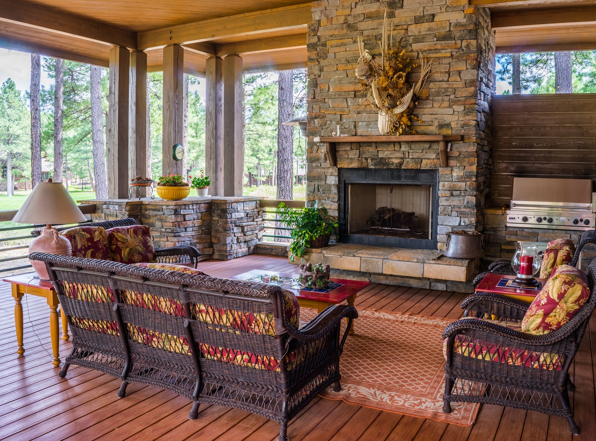 Fireplace Options: The Pros and Cons