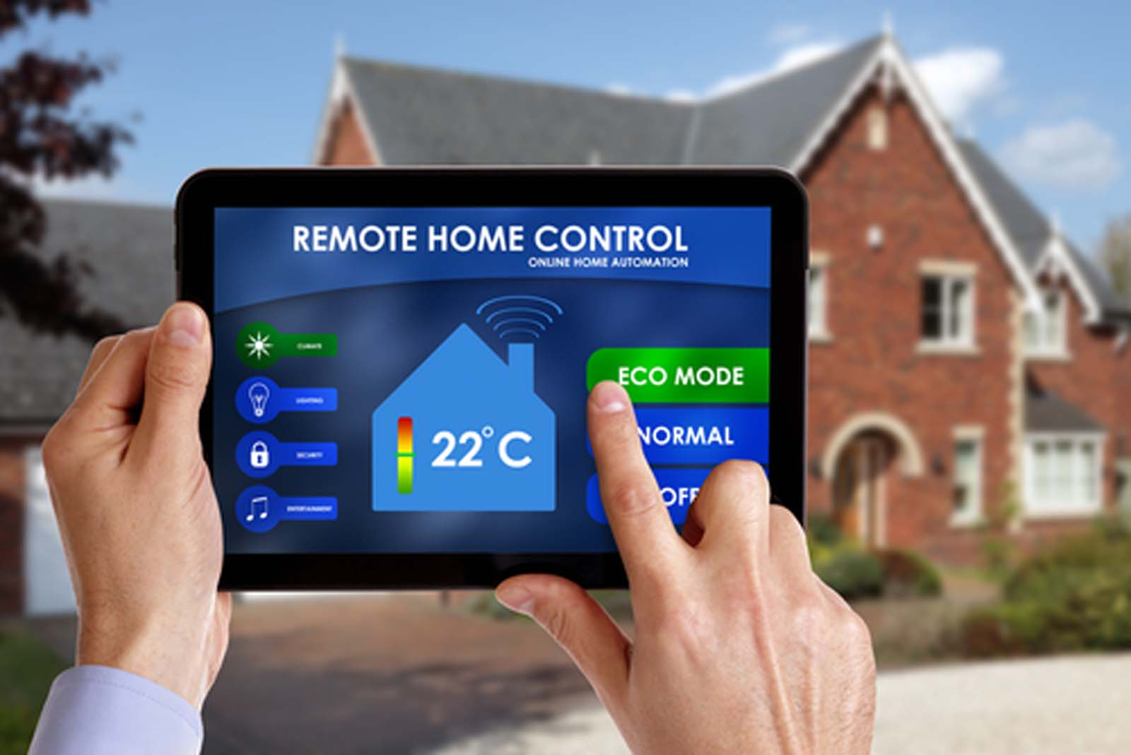 Home Automation: The Future is Finally here.