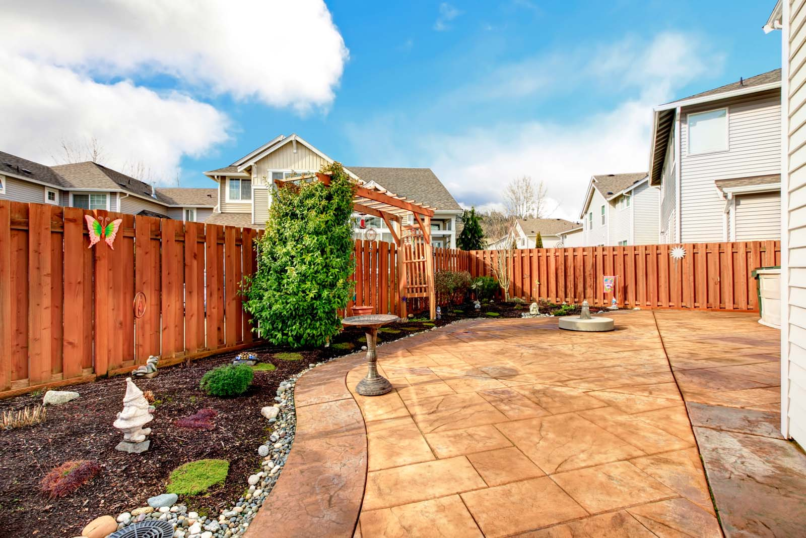 A Look at the Most Common Fence Types in Australia