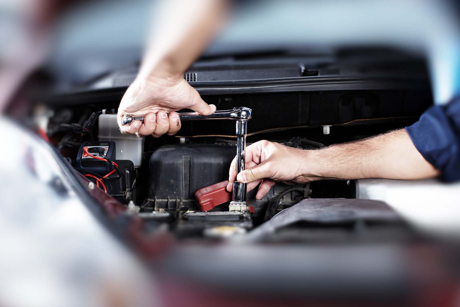 10 No-sweat Car Maintenance Tips